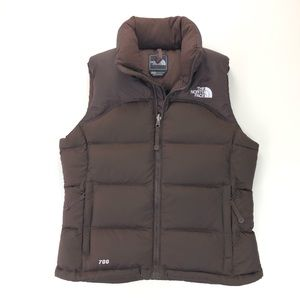 The North Face 700 Goose Down Puff Vest Women's XS